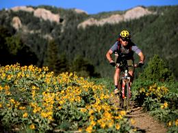 Mountain Biking Sypes Canyon Bozeman Montana 1199