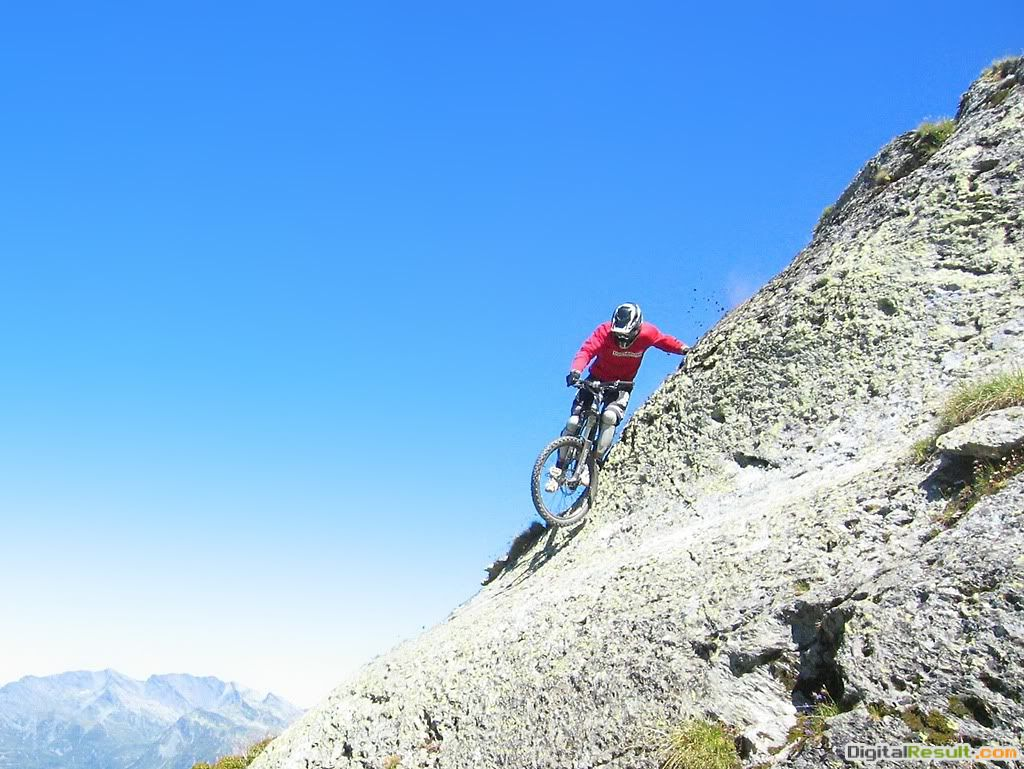 Mountain Bike Riding Wallpaper Mountain bike wallpaper 761
