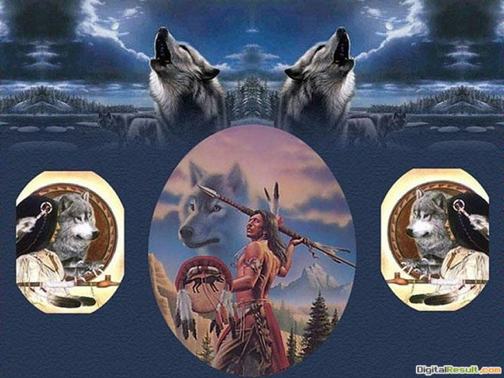 Jerry\'s Native American wallpaper page 1636
