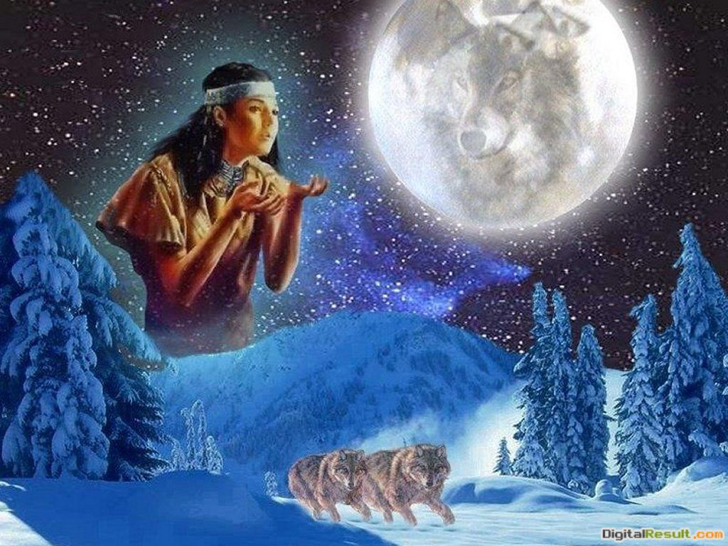 Jerry\'s Native American wallpaper page Two 762