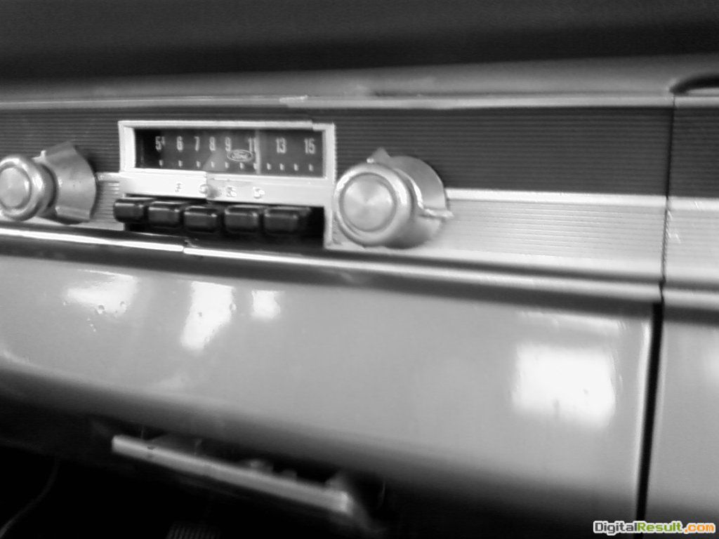 Vintage Radio Wallpaper Vintage radio photography 1901
