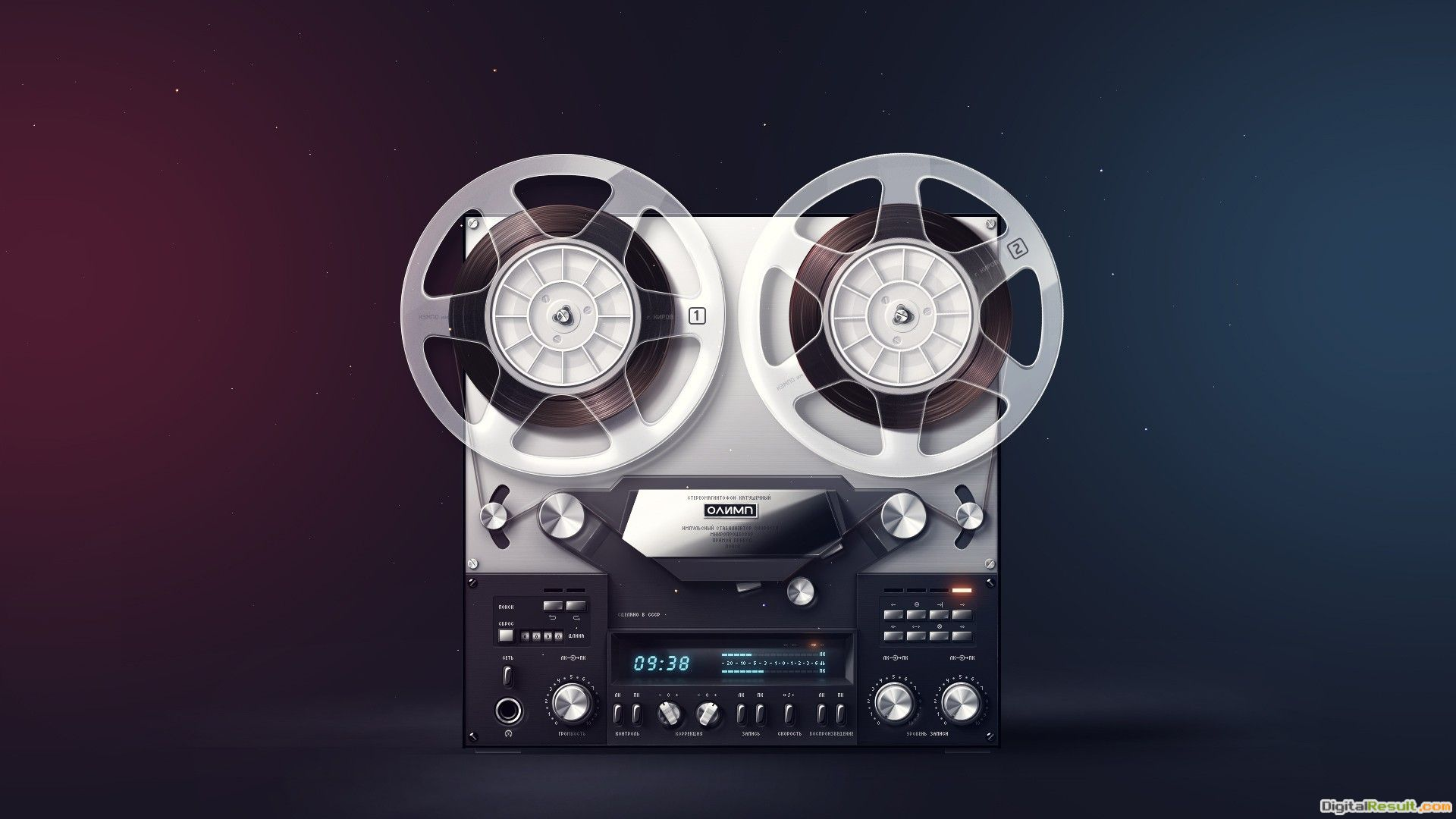 Vintage Cassette Retro PlayerUncategorized Wallpapers | Best HD 1558