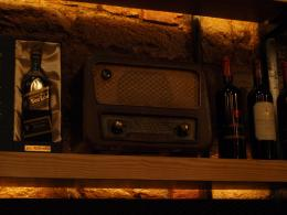 Vintage Radio Wallpaper Old radio by phantomdj 1427