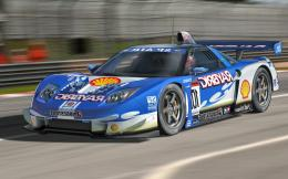 Team raybrig honda nsx r super gt race car wallpaper 1509