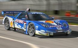 Team raybrig honda nsx r super gt race car HD Wallpaper 1674