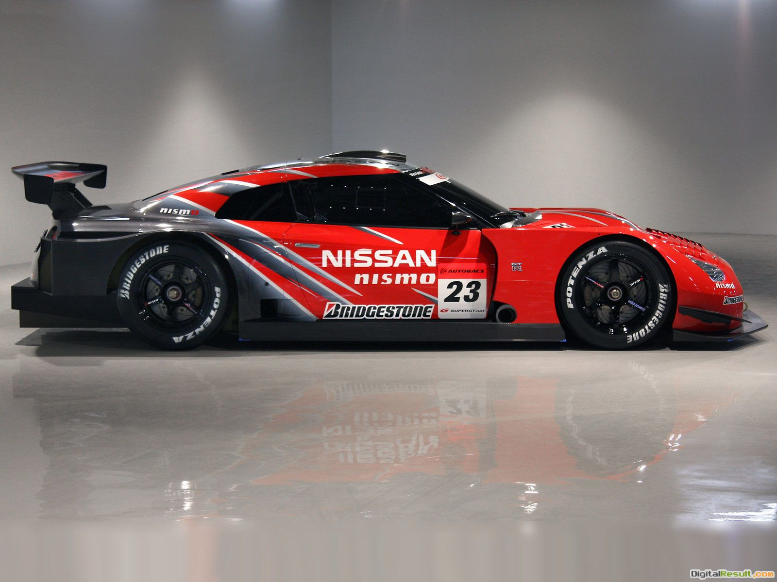 nissan GT R GT500 Race car japanese car wallpapers 2008 2 jpg 465