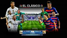 Download Real Madrid vs FC Barcelona 2015 El Clasico HD Wallpaper 1668