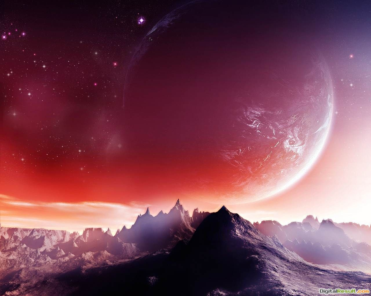 Wallpapers BackgroundsRed Planet Wallpaper Sky Beautiful Nature 686