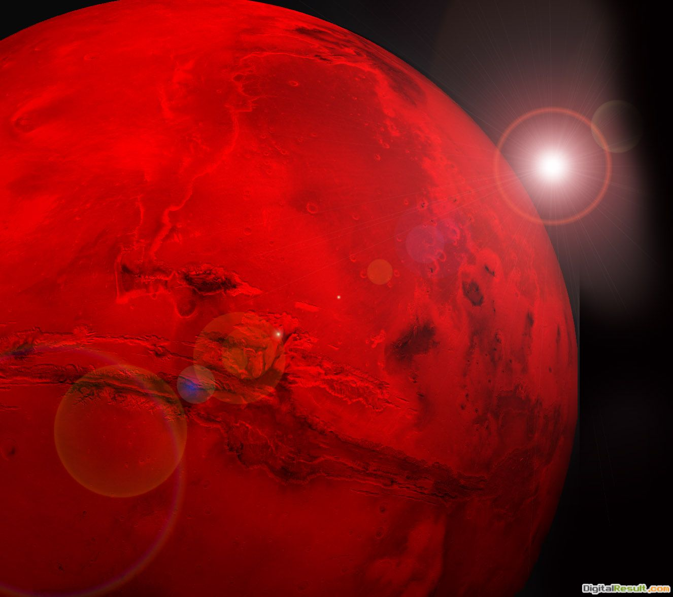 Red Planet Wallpaper | Full Desktop Backgrounds 662