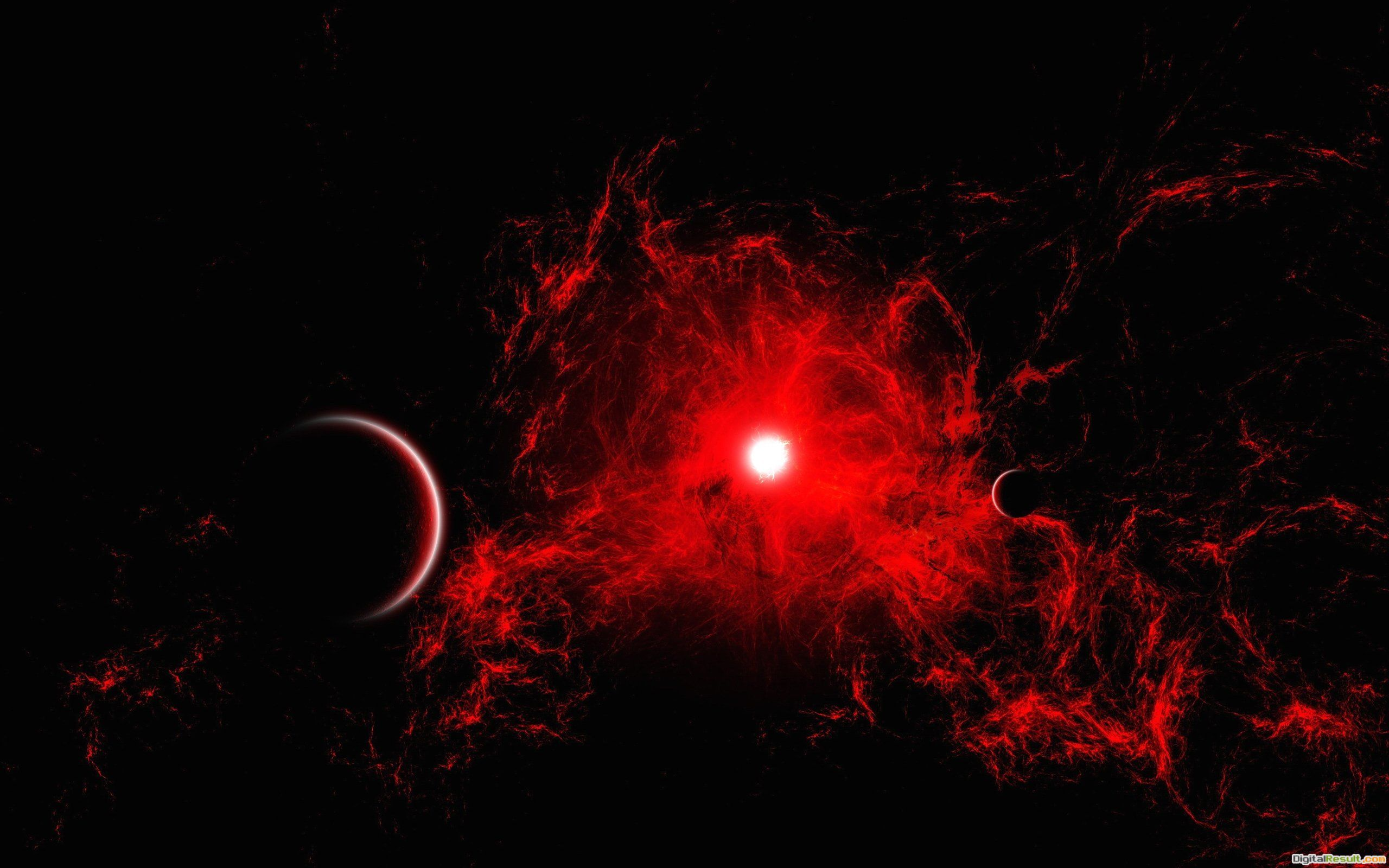 Planet red space sun wallpaper | 2560x1600 | 437997 | WallpaperUP 1997