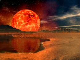 SpaceRed Planet wallpaper | Download SpaceRed Planet Background 437