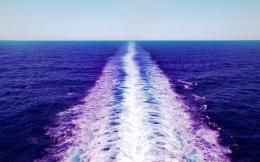 Purple Ships Trail Hd Wallpaper | Wallpaper List 540