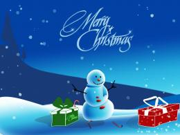 Christmas Snowman Wallpapers | christmaswallpapers18 742