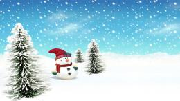 Christmas Snowman HD wallpapers for iPhone 5 | Free HD Wallpapers 809