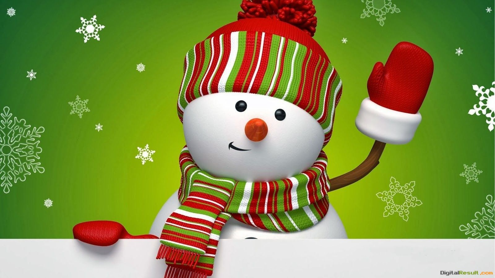 Snowman Merry Christmas Hd | Hd Wallpapers 1593