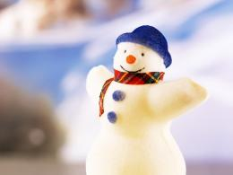 Happy Snowman Christmas Wallpapers | HD Wallpapers 175