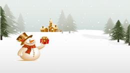Christmas Snowman HD wallpapers for iPhone 5 | Free HD Wallpapers 1671