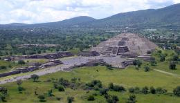 Teotihuacán Pyramids Pictures, Photos, Map & Facts 891