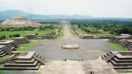 Teotihuacan Oil Wallpaper by kamixtli on DeviantArt 1453