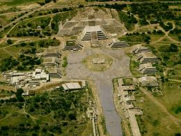 Beautifull Places: The precolombian pyramids of Teotihuacan Mexico 1634
