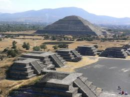 Piramide del Sol, Teotihuacan by madgus on DeviantArt 1782