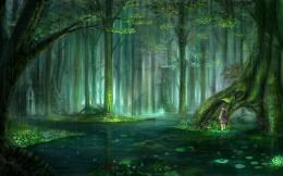 Animals for Gt Enchanted Fairy Forest Wallpaper 363