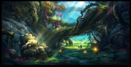 Magic Forest 2 by IvanLaliashvili on DeviantArt 390