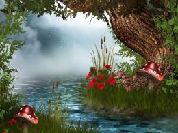 Magic forestDaydreaming Wallpaper17404008Fanpop 1926