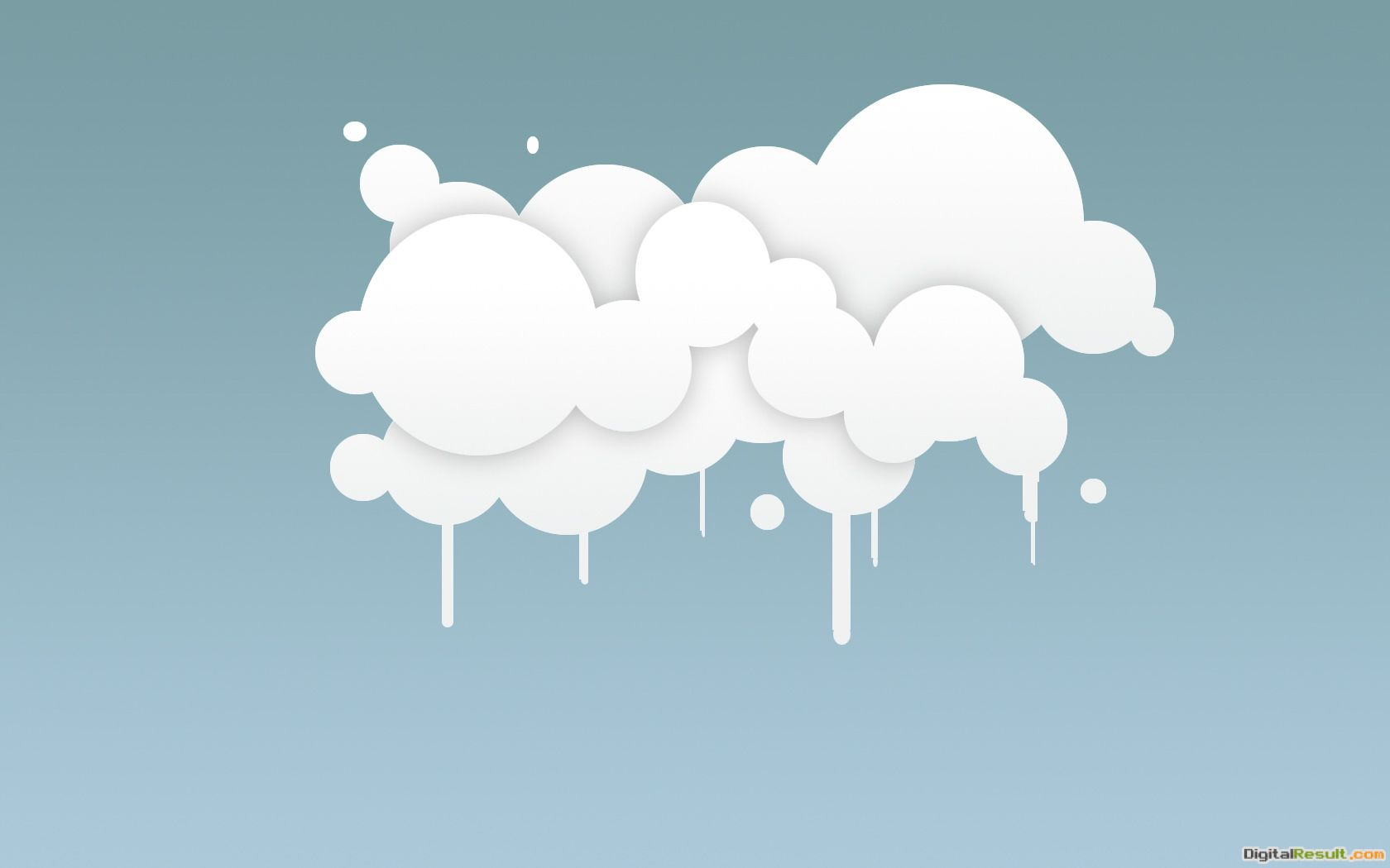 Vector Cloud Wallpaper Wallpaper vector clouds 241