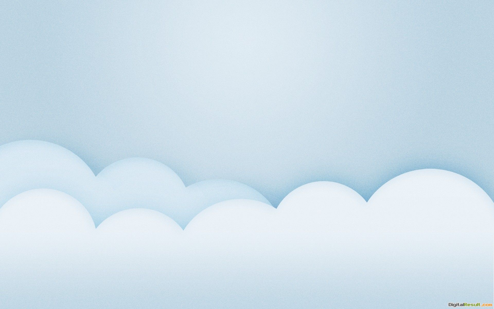 Cloud 3d Vector Hd Wallpaper | Wallpaper List 1860