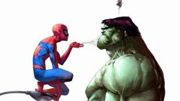 Hulk Spiderman HD Wallpapers, Desktop Backgrounds, Mobile Wallpapers 1178