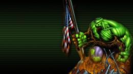 hulk america flag HD Wallpaper wallpaper#19951HQ Desktop 490