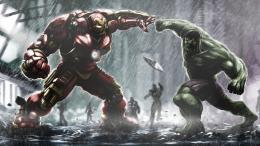 Ironman Vs Hulk Free Hd Wallpapers HQFree HD Wallpapers HQ 1909