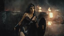 Actress Gal Gadot in Batman v Superman Dawn of Justice 2016 Hollywood 1054