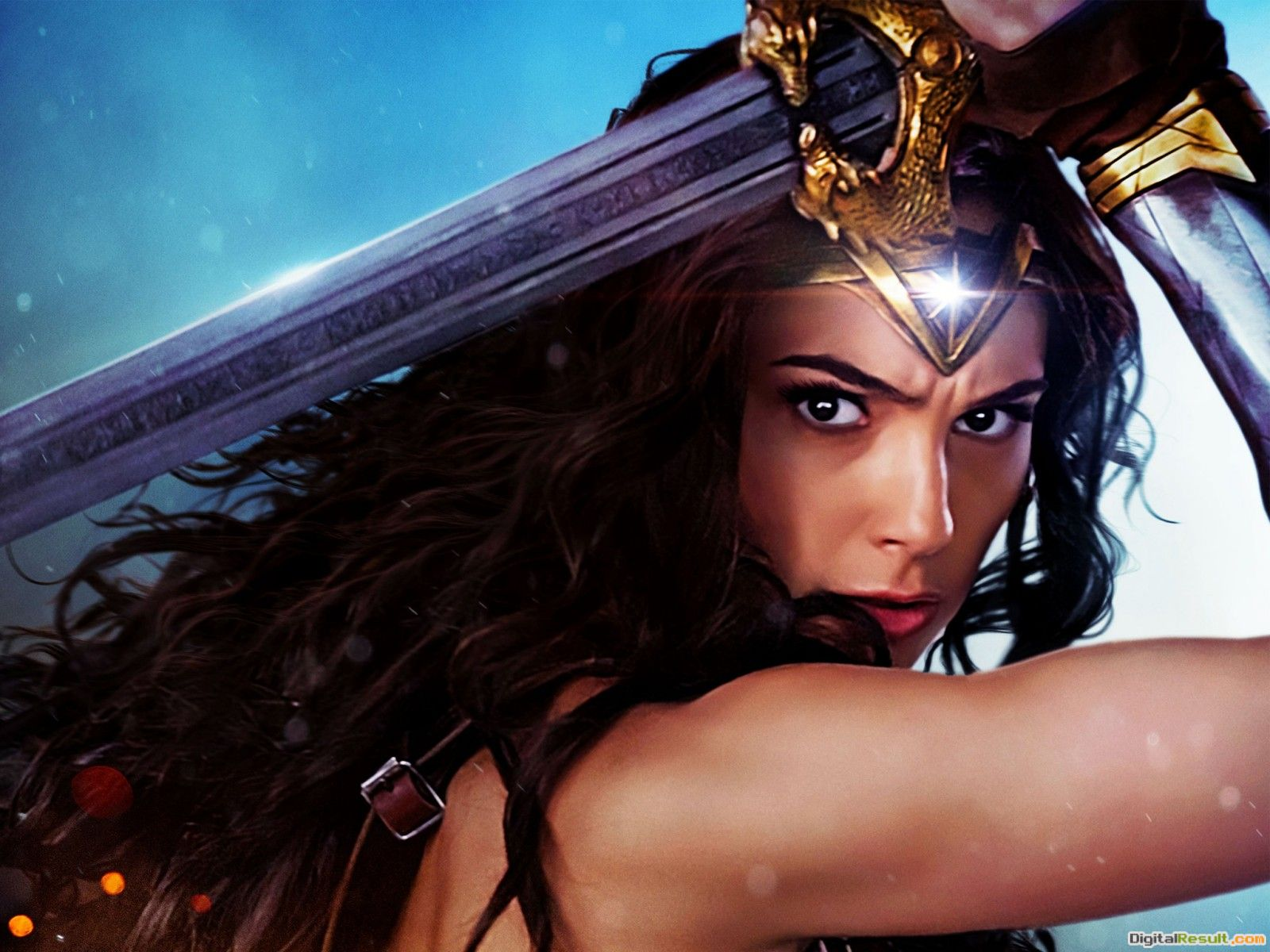 Gal Gadot Wonder Woman 2017 Wallpapers | HD Wallpapers 1570
