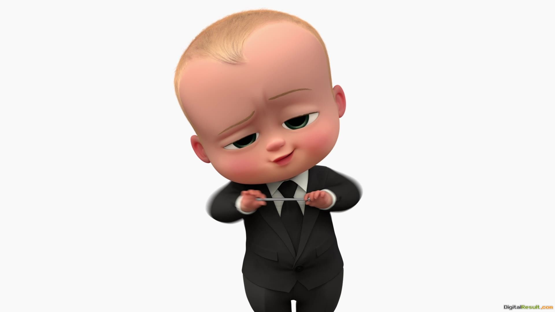 THE BOSS BABY | Boss Baby Talks Customers THE BOSS BABY | Boss Baby 1748