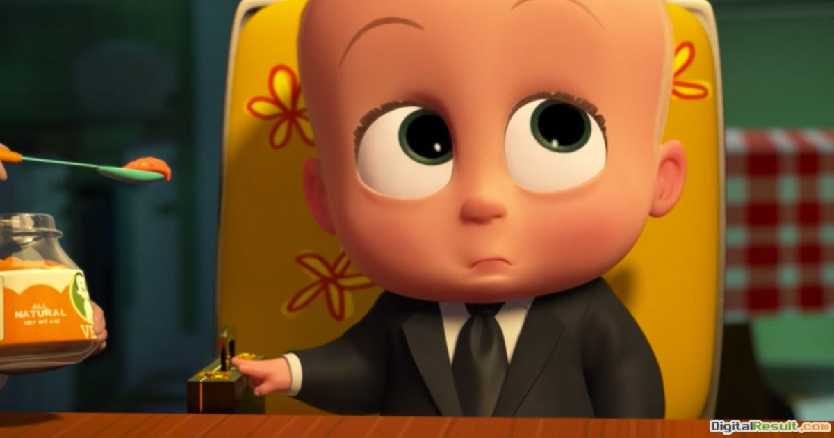Teeny, Tiny Donald Trump in Dreamworks' The Boss Baby Trailer 1374