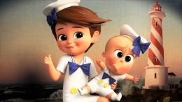 The Boss BabyBEST FUNNY MOMENTS I DreamWorks AnimationKids Movie 1852
