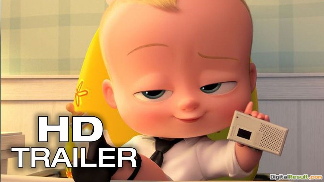 THE BOSS BABY | Teaser Trailer | MixofAll 943